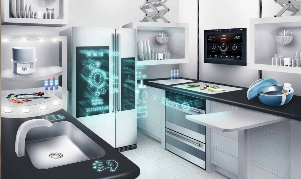 La domótica en tu cocina