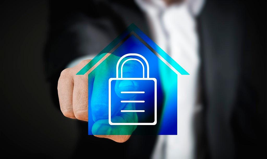 domótica seguridad en la vivienda